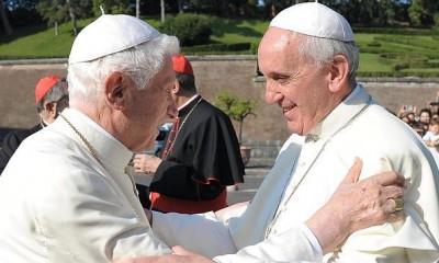 francisco-con-benedicto-peru-catolico