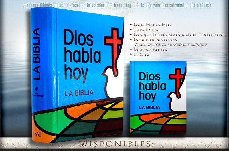 BIBLIA DIOS HABLA HOY TXT DOC PDF
