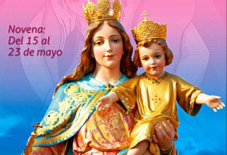 Salesianos De Peru Inician Fiesta De La Virgen Maria Auxiliadora