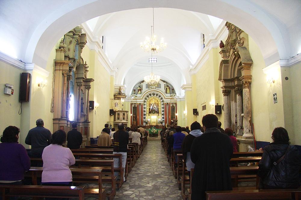 Matrimonio Catolico Peru : Parroquia nuestra señora de montserrat y san sebastián