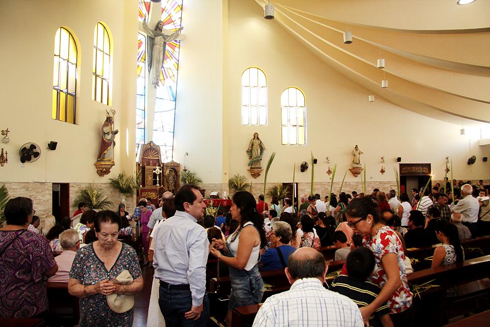 Matrimonio Catolico Peru : Parroquia nuestra señora de gracia invita a vivir semana
