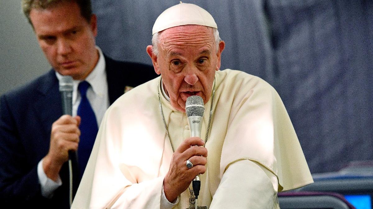 Matrimonio Catolico Homilia : Papa francisco respondió sobre abusos en el sodalicio y de