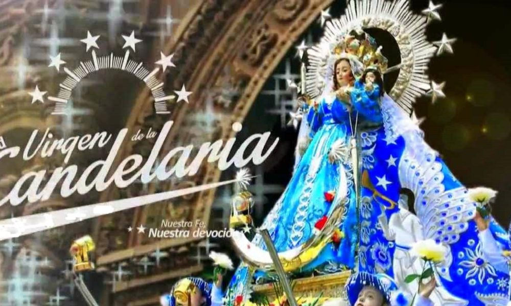 b63b2a3d7b7 Hoy es Fiesta de la  Virgen de la Candelaria