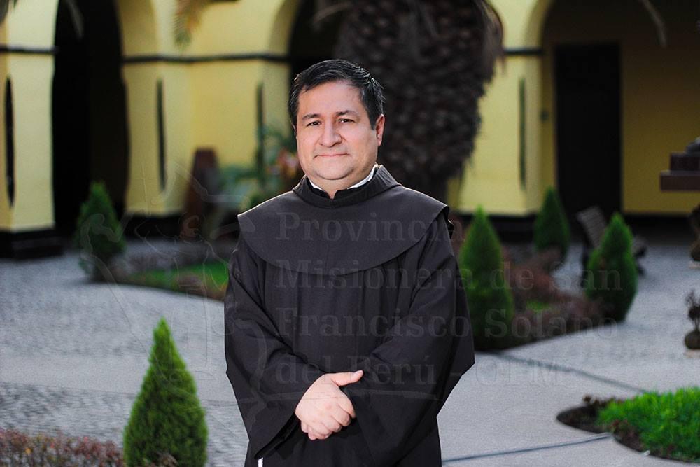 Fray Alejandro Wiesse León, OFM