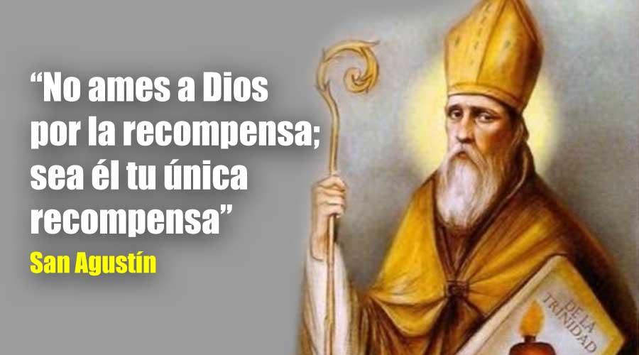 Conoce Y Aprende Las Mejores Frases De San Agustín De Hipona