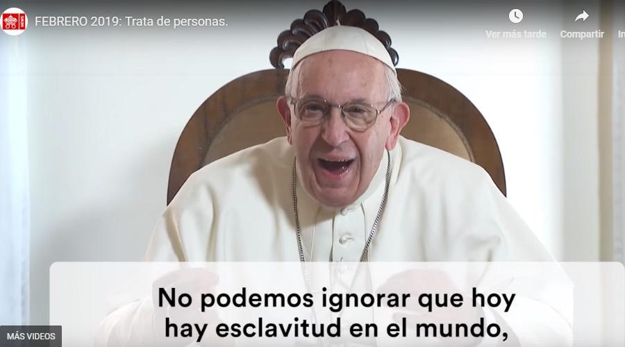 Febrero: La intención de oración del Papa es por las víctimas de la trata